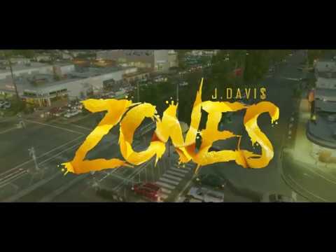 J. DAVI$ -  ZONES (prod.Dubz)