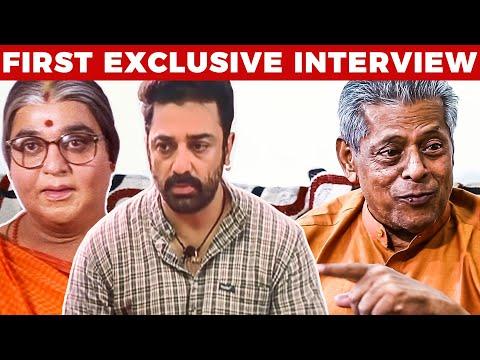Reliving Comedy Classics Avvai Shanmughi, Thenali | Delhi Ganesh