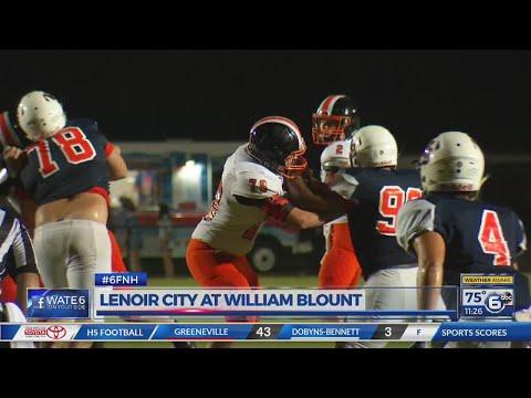 Week 1: Lenoir City at William Blount