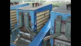 Elektrownia Adamów - widok z komina