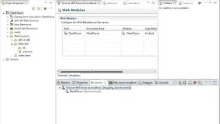 Creating and Deploying a Dynamic Web App in Eclipse and Tomcat