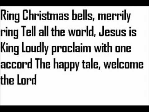 Ring christmas bells lyrics - YouTube