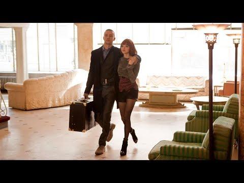 白富美爱上劫匪后的坑爹之路 6分钟看完科幻电影《时间规划局》
