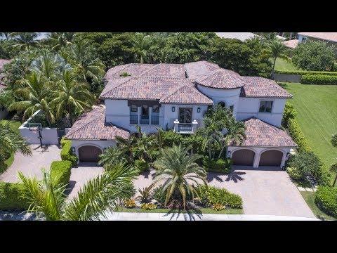 Luxury Homes in Florida | 9509 Grand Estates Way Boca Raton, Florida