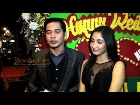 Ricky Perdana Pacaran Dengan Miss Celebrity
