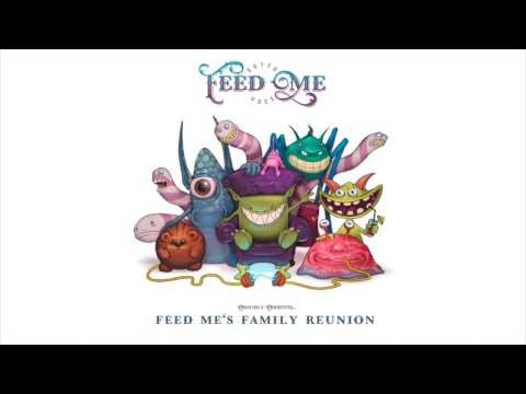 Feed Me - Red Clouds (Serious Ting) Mp3