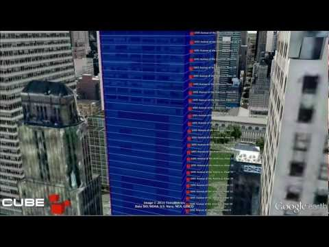 Verticode Demo: 1095 Avenue of the Americas