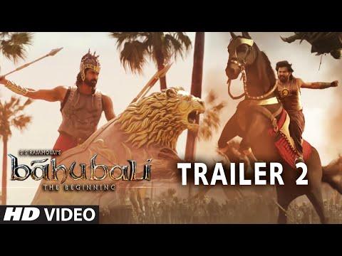 Baahubali Trailer 2 || Prabhas, Rana,...