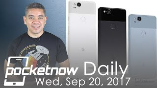 Google Pixel 2 leaks, Pixelbook, Home Mini, Galaxy S8+ deals & more   Pocketnow Daily