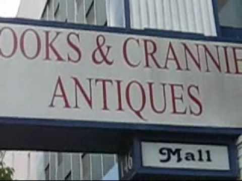 Antique Shops Downtown Kingsport TN # 2 0001