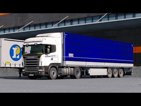 ETS 2 1.26 ProMods 2.15 Scania R480  Wien - Ostrava