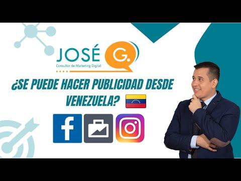 Publicidad en Facebook Ads e Instagram Ads desde Venezuela ¿Se puede hacer? (Aquí explico)