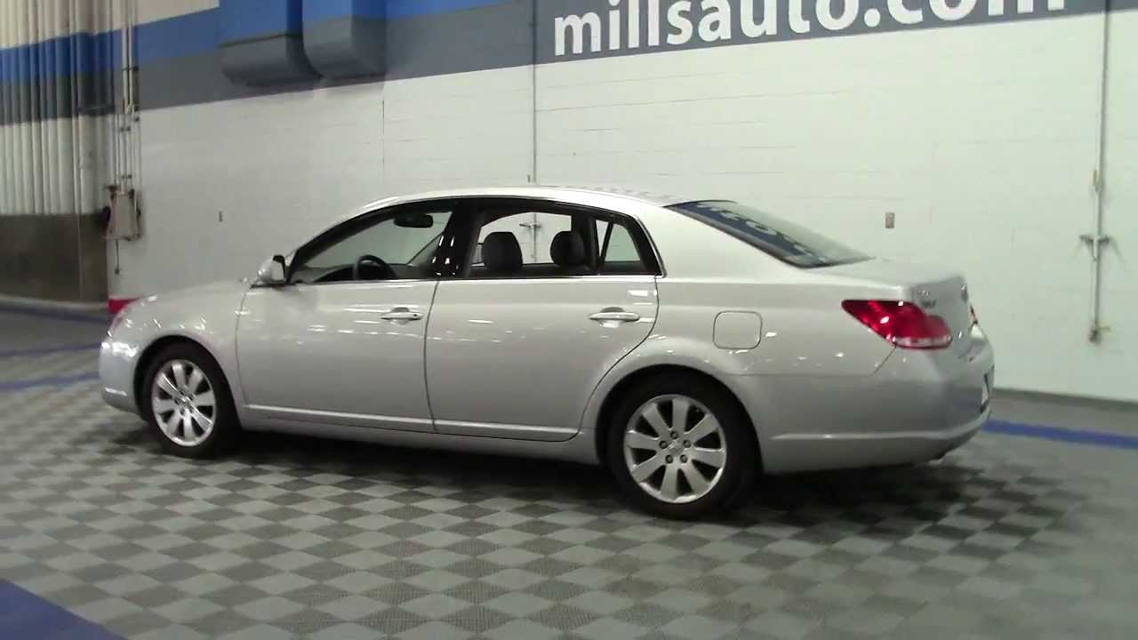 2006 toyota avalon xls sedan 6h140099a youtube rh youtube com Toyota Avalon Interior 2008 Toyota Avalon