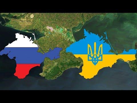 Сравнения: Крым Украинский против Крым Российский! Что построили Украина и Россия в Крыму