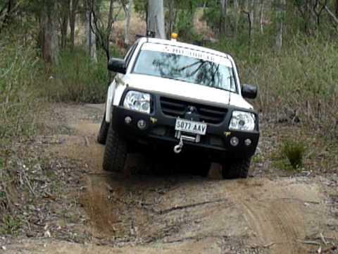 Mitsubishi Pajero Mining Spec - 4wd Moguls - Sydney