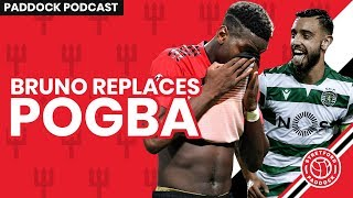 Fernandes Replaces Pogba!   Transfer Q&A    Paddock Podcast w/Stephen Howson
