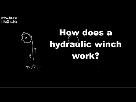 How Does A Hydraulic Winch Work?