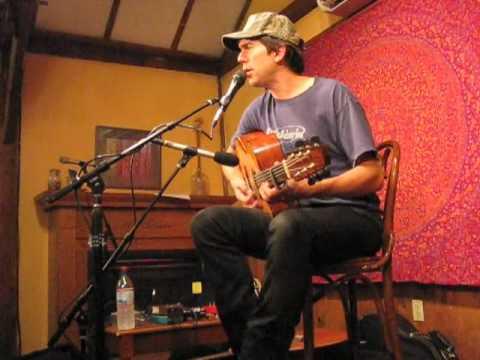 David Jacobs-Strain at Vanilla Bean Cafe
