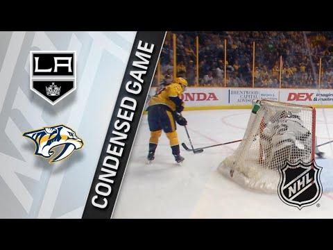 02/01/18 Condensed Game: Kings @ Predators