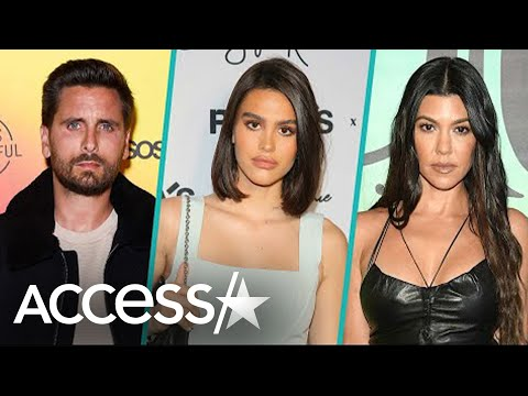 Did Amelia Hamlin Just Weigh In On Boyfriend Scott Disick's Kourtney Kardashian Drama?