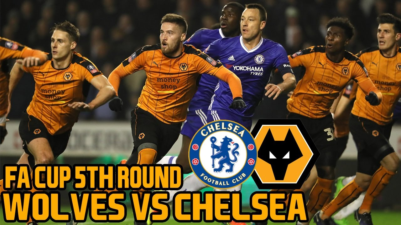 Wolves Vs Chelsea Fa Cup 5th Round Vlog Champions Visit