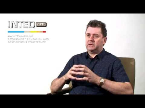 INTED2015: Interview with Steve Wheeler