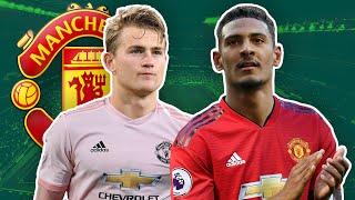 Lukaku, de Ligt, Haller! 10 Transfers für Manchester United 2019/2020!