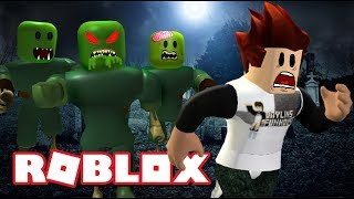 WE SURVIVED!!! Roblox | ZOMBIE RUSH