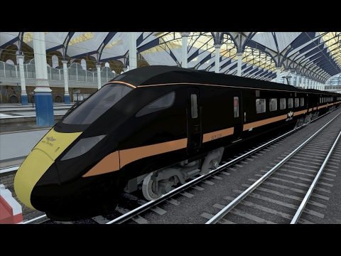 Train Simulator 2017 - Tren de Alta Velocidad en Liverpool Street - 801 Grand Central Skin