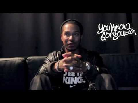Chingy Interview - Talks Independent Label, Idolizing Michael Jackson & R&B Influences