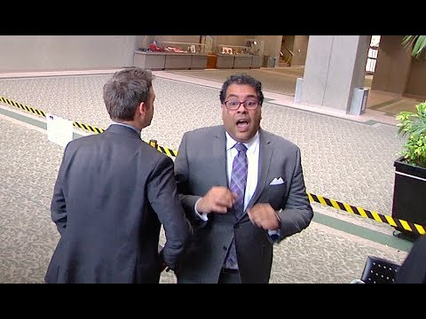 Behold the thin skinned Mayor of Calgary! Meet the real Naheed Nenshi, the elected bully!