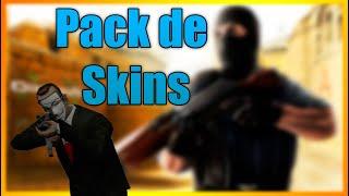 Video Pack De Skins De Personajes Para Counter Strike 1.6 download MP3, 3GP, MP4, WEBM, AVI, FLV Maret 2018
