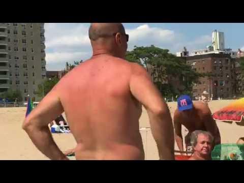 4 July 2017 - Independence Day - Brighton Beach, Coney Island, NY