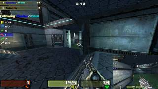 Cooller vs Fatal1ty Quake4 WSVG-06-Finals LB Round3 map1 part2