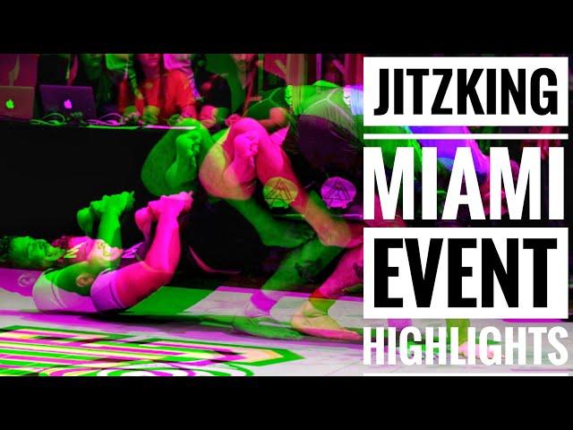JitzKing Miami • Event Highlights