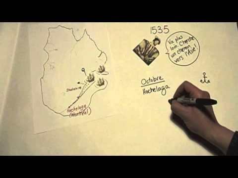 Jacques Cartier et la course vers le Nouveau-Monde