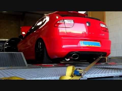 Leon Cupra R With Hybrid Turbo Mrc Tuning Youtube