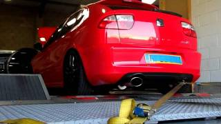 Leon Cupra R with Hybrid Turbo MRC Tuning