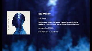 Gambar cover K3G Medley [OFFICIAL AUDIO] - JHU Kranti (Cover)