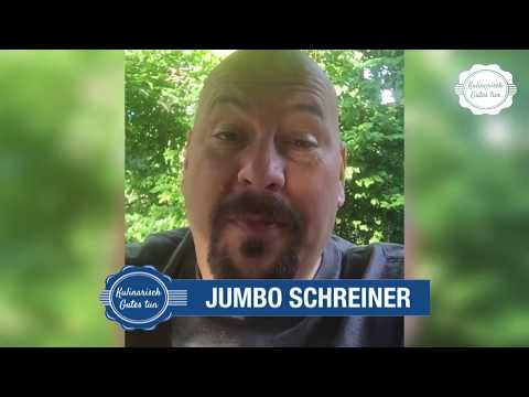 Kulinarisch Gutes tun - Jumbo Schreiner