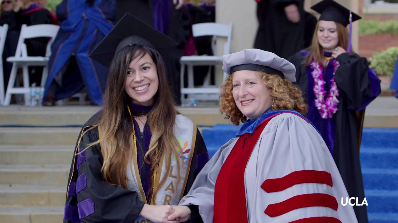 Ucla Law Commencement 2016 Part 5 Youtube