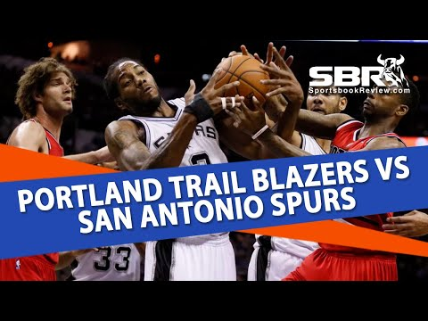 Portland Trail Blazers vs San Antonio Spurs | NBA Betting Tips | Joe Gavazzi & Peter Loshak
