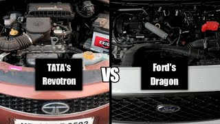 Revotron 1.2 vs Dragon 1.2 Engine | 3 Cylinder Engine 🤩