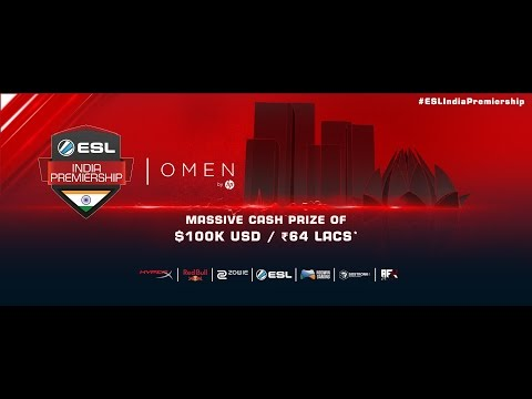 ESL India Premiership 2017 | Summer Masters League Phase III | Day 1