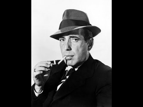 Humphrey Bogart, 57 (1899-1957) US Actor