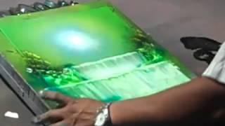 Spray Paint Artist   Waterfall