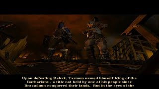 Heroes Chronicles 1: Warlords of the Wastelands - all Cutscenes