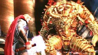 Thor: God of Thunder Walkthrough - Ending - Chapter 15: Mangog