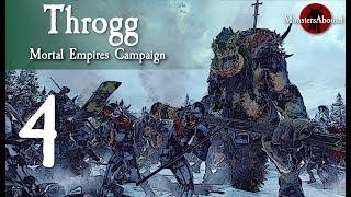 Total War: Warhammer 2 Mortal Empires - Throgg #4