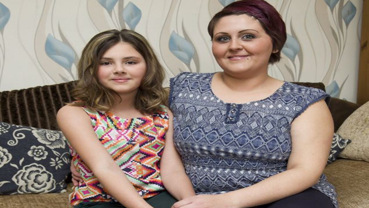 12 Yr Old Girl Vomits 40 Times A Day - Rare Condition